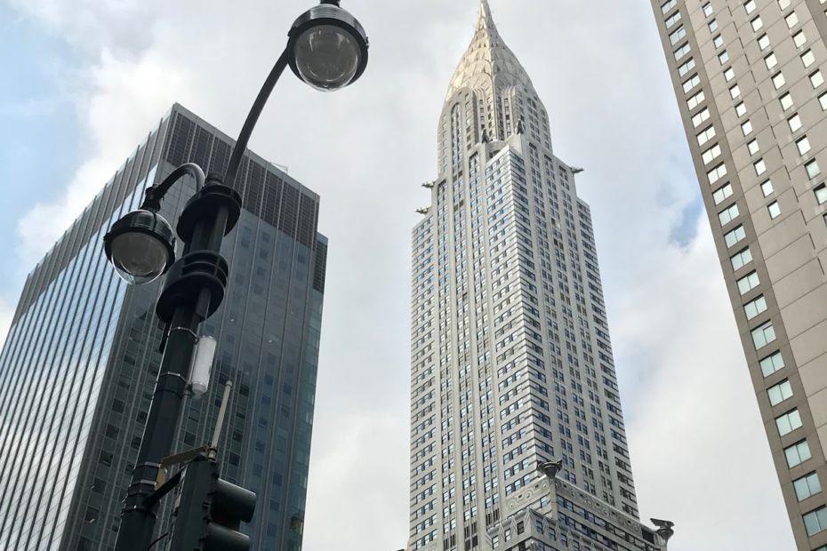 Numina sensor near Grand Central Partnership