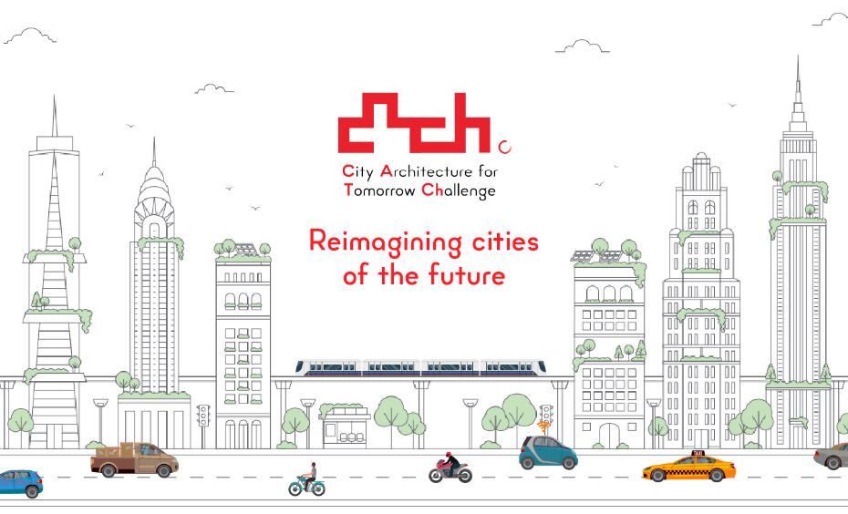 City Architecture For Tomorrow graphic